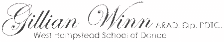 West Hampstead School of Dance Logo