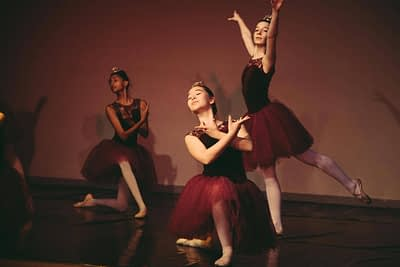 Classical ballet classes London